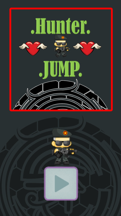 Hunter Jump for life 狗跳生活