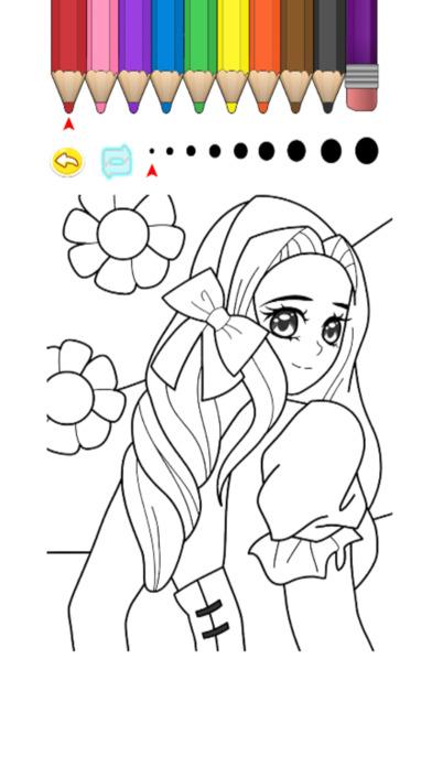 兒童圖畫書 - 公主廣島2