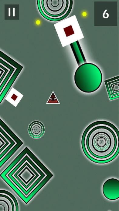 强烈的Triangy立方体冲刺