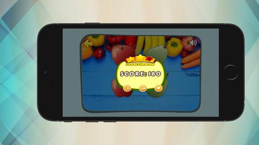 水果配对游戏
