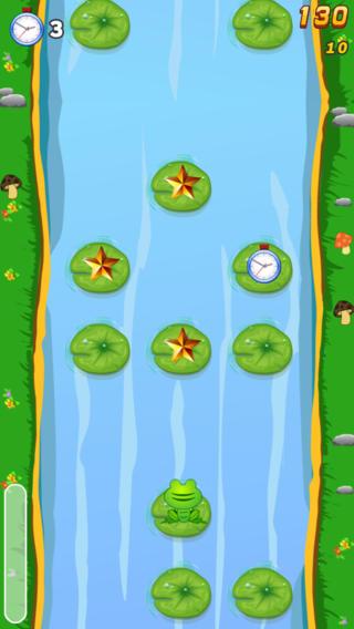 疯狂的青蛙,跳,跳,跳!