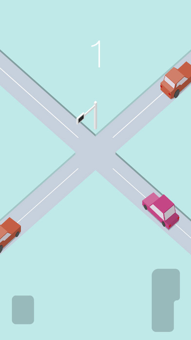 十字路 口 - 交叉 路 游戏, 穿越 游戏