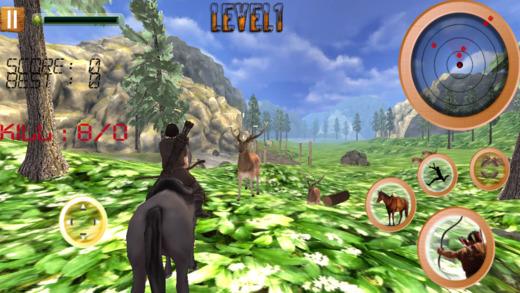 射箭突击队鹿鹿射击游戏
