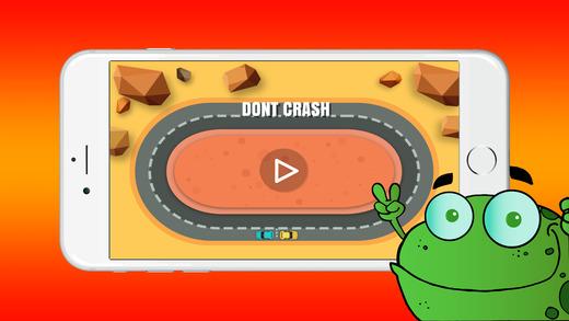 赛车速度快不死机游戏