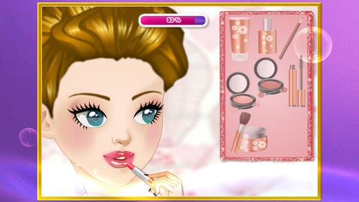 公主美容宝典-教你化裸妆