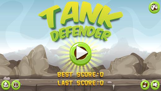 坦克防御者 - 好玩的坦克游戏,休闲小游戏,飞机游戏