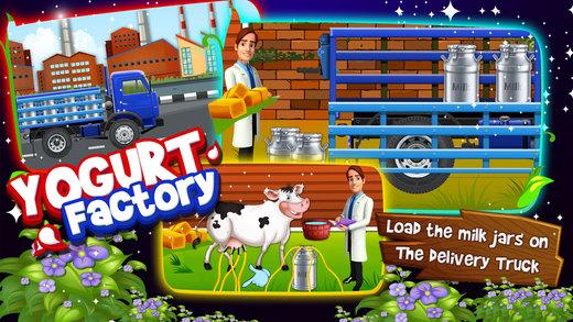 酸奶工厂 - 世界烹饪和食品发烧