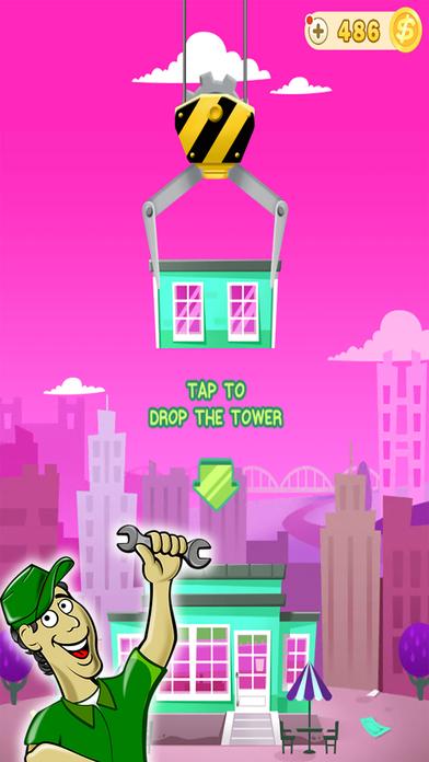 塔堆栈 - 建立平衡塔