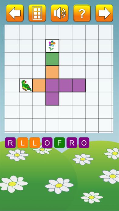 儿童填字游戏(西班牙文版)Lite