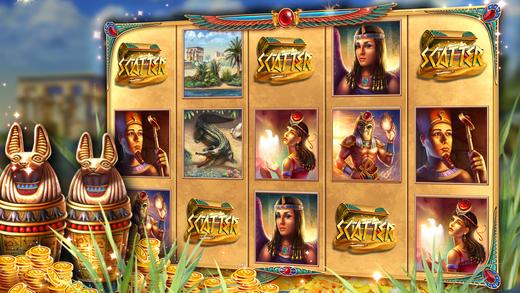 Cairo Casino 赌场 老虎机游戏