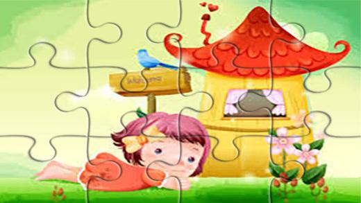 拼图的孩子 - 游戏来训练你的大脑
