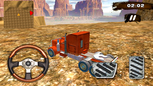 越野车卡车驾驶模拟器
