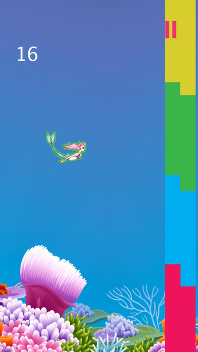 Mermaid Door - 美人魚 游泳探索海洋世界