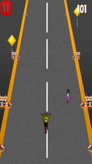 飙车赛 - 免费自行车版