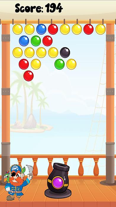 海盗泡泡射手-教育游戏的孩子们与蹒跚学步