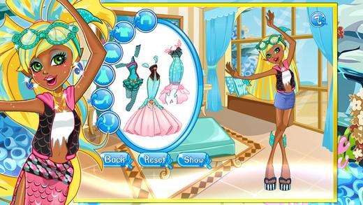 美人鱼公主的水润spa