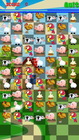 农场流行3  - 第3益智游戏