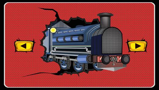 火车修理店 - 洗车沙龙和维修车库