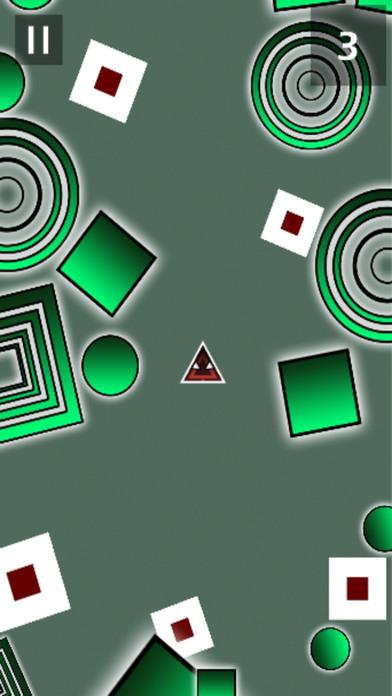 三角立方体失去了形状世界