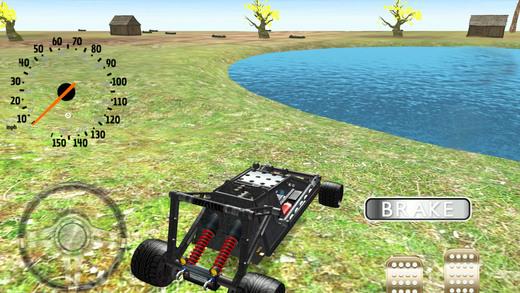 SUV山骑模拟器 - 在这种极端的驾驶模拟游戏驱动四轮驱动吉普车