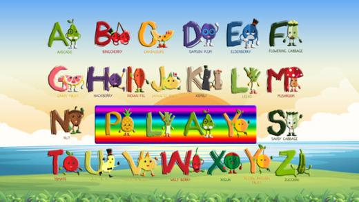 ABC儿童词汇