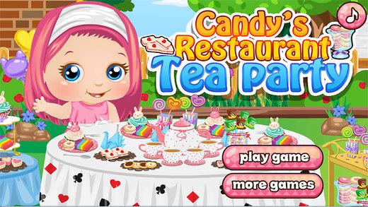 糖糖餐厅下午茶-EN