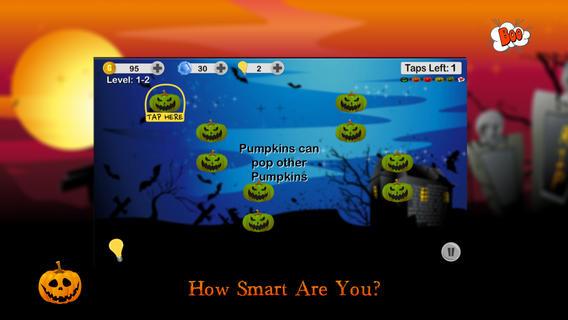 万圣节南瓜 Popstar!令人上瘾的匹配 3 假日的益智游戏 - Halloween Pumpkin Popstar! Addictive Match 3 Holiday Adventure Puzzle Game