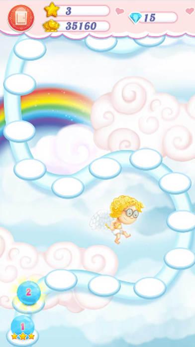 糖果丘比特 - 爱情配对消消乐,万千少女最爱的休闲消除游戏