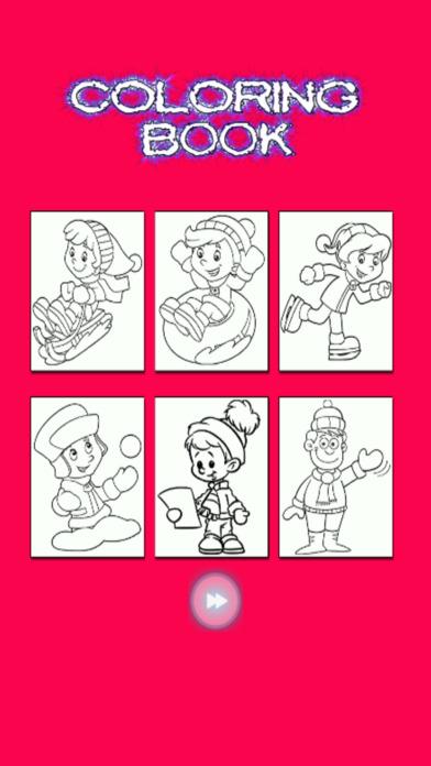 兒童圖畫書 - 可愛的卡通5