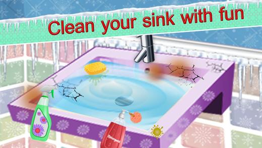 冰公主浴室清洗