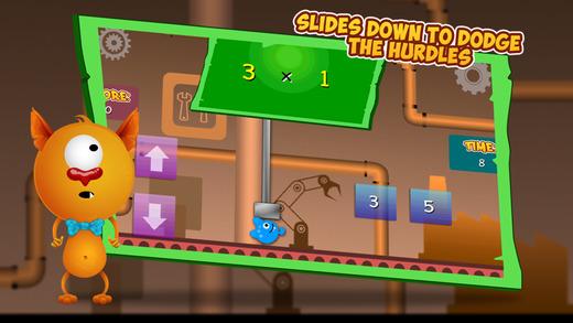 不可能数学VS怪物跑 - 疯狂的亚军和数学挑战赛