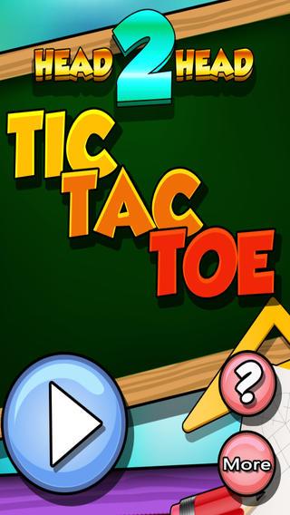 Tic-Tac-Toe! Pro - 两人井字棋