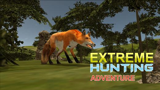 愤怒的狐狸猎人模拟器 - 丛林射击和狩猎模拟游戏