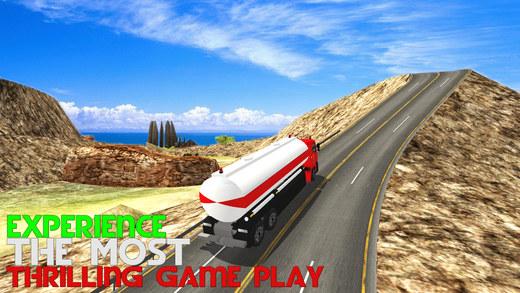 油罐车司机 - 卡车模拟器游戏