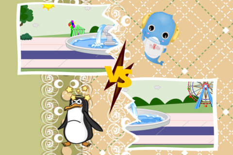 企鹅战小萌