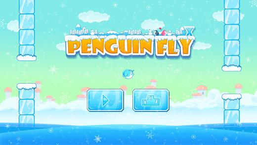 企鹅快快飞