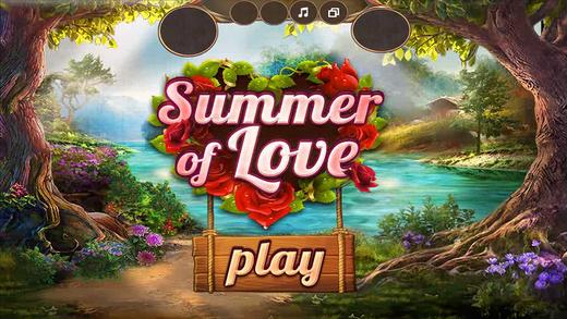 爱之夏 - 找东西游戏