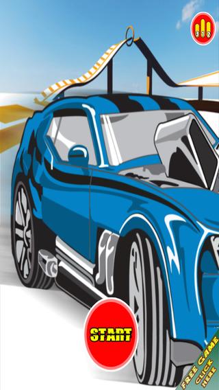 超级带轮赛车 - 快速特技追逐挑战 支付