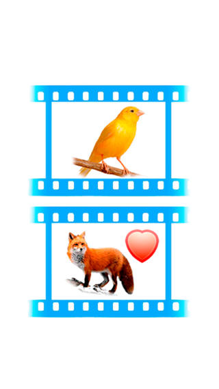 动物群响音 - 本游戏专为学习各种动物的声音,本程序包括目录调整及设置铃声的功能 - Sounds of Fauna - Game for learning animal sounds with custom lists