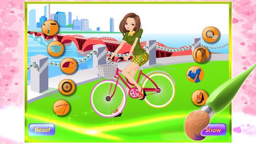 浪漫旅行-超酷单车装饰