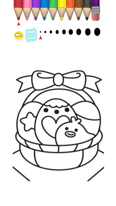 兒童圖畫書 - 可愛的卡通恐龍南