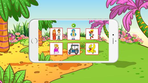 免费彩色书(矢量),着色页和有趣的教育学习游戏的孩子!