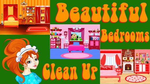 清洁卧室游戏