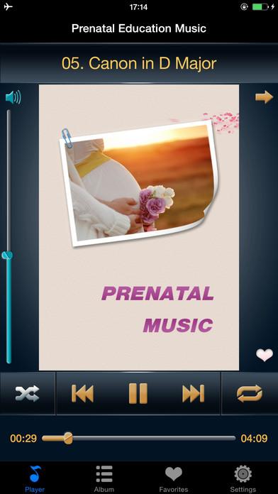胎教音乐盒子免费版HD 怀孕期准妈妈必备开发大脑智力潜能