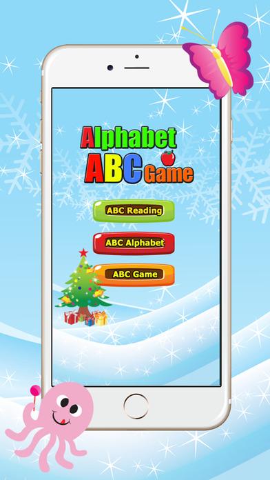 学习英语ABC 孩子们的游戏