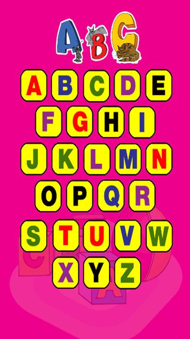 幼儿园和幼稚园:基本技能字母和音标A到Z:为孩子和幼儿学习游戏