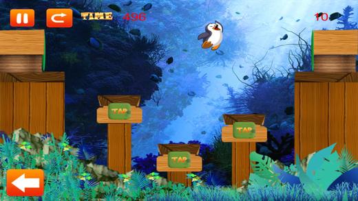 企鹅跳水 - 欢乐水迷宫任务 免费