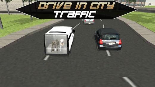 宠物家送货车&运输minitruck sim 3d