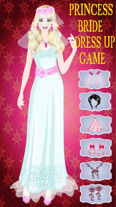 公主新娘装扮游戏
