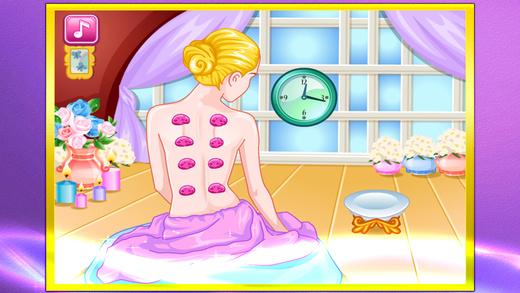 茜茜公主-冬季水润spa